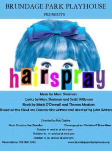 Hairspray Cover