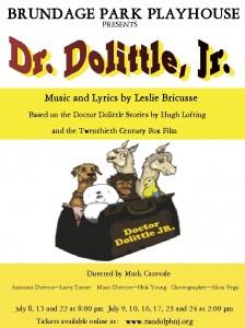 Dr Dolittle Program online ticket site